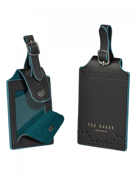 Ted Baker Luggage Tags button