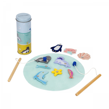 Fishing game set - explorer