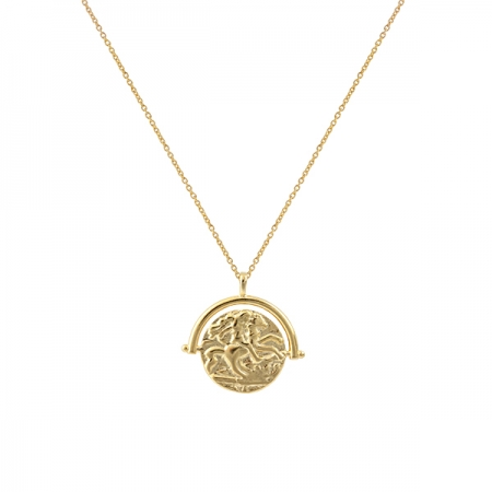 Emma necklace- gold