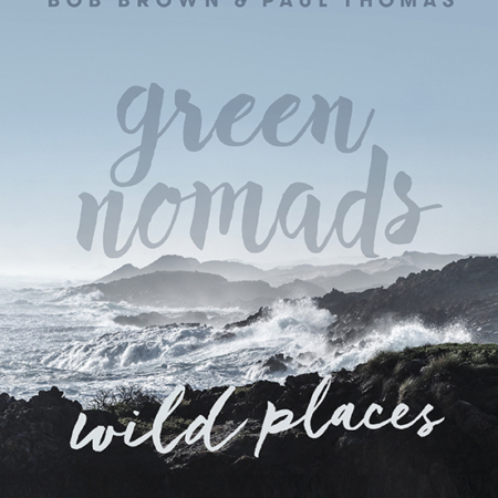 Green Nomads Wild Places front cover