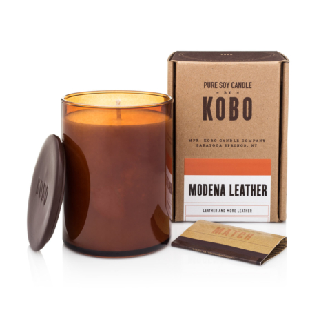 Kobo Candle - Renaissance Man with candle and box and matches