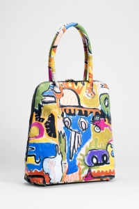 Mostro Linen Carry On